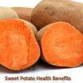 10 Beneficios de Salud de la patata dulce