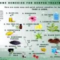 21 Remedios caseros para el herpes Tratamiento