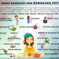 26 Remedios caseros para reducir la fiebre