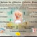 9 Opciones para la eliminación efectiva de la celulitis