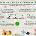 9 Consejos sobre cómo deshacerse de la celulitis en los muslos