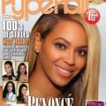 Beyonce cubre tema bombo de la revista de pelo junio 2014