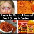 14 remedios naturales de gran alcance para una infección sinusal
