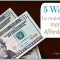 5 maneras simples de hacer bricolaje más asequible