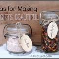 7 maneras de hacer sus regalos de DIY más bella
