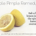 9 remedios caseros simples para las espinillas