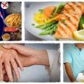 Alimentos asombrosos para deshacerse del dolor de la artritis