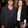 Angelina Jolie y Brad Pitt rumores de divorcio: Pares para dividir después 'en el mar' fecha de estreno