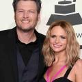 """Blake Shelton data Gwen Stefani después del divorcio de miranda de Lambert """"la voz"""" de los entrenadores uno encima del otro"""