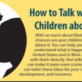 Cdc comparte consejos sobre cómo hablar con los niños sobre el ébola