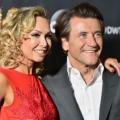 """""""Bailando con las estrellas 'temporada 20 reparto: robert Herjavec y Kym Johnson encontrado el amor en la pista de baile?"""