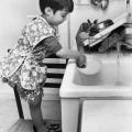 Lavavajillas pueden provocar alergias infantiles