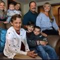 Paciente de trasplante de corazón conmemora 25 años de nueva vida