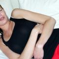 ¿Cómo curar un dolor de estómago rápido?