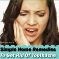 ¿Cómo deshacerse del dolor de muelas con unos simples remedios caseros