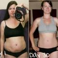 Cómo bajar de peso en cuatro semanas? - Carta de la dieta para bajar de peso
