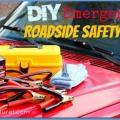 Haga su propio kit de seguridad de emergencia en carretera