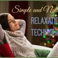Técnicas de relajación Naturales para traerle alivio