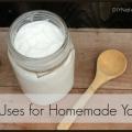 Siete deliciosas formas de usar yogur casero