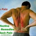 Remedios caseros simples y eficaces para el dolor de espalda