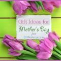 Regalos significativos simples para dar para el día de la madre