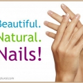 Diez maneras de mantener sus uñas bella naturalmente
