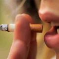 El consumo de tabaco asociado al virus por vía oral de transmisión sexual