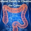 Top 10 alimentos para limpiar el colon