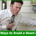 Top 13 maneras de evitar un ataque al corazón