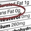 Las grasas trans han encontrado su camino de regreso al suministro de alimentos