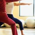 Yoga y pilates combinación es la práctica interdependientes ideales