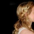 10 Hermosa Medio recogido Medio Abajo Prom peinados Usted puede probar Hoy