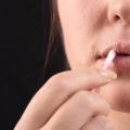 11 maneras de deshacerse de una noche a la mañana herpes labial