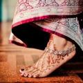 15 Mejores / diseños de henna nupciales / Dulhan mehndi para piernas