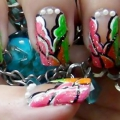 Resumen Nail Art Tutorial