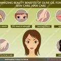 Beneficios de belleza increíbles de aceite de oliva para el cuidado de la piel, cuidado del cabello