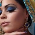Árabe Tutorial maquillaje nupcial ojos - Con Pasos detallados e imágenes