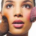 Se ruborizan maquillaje - consejos y trucos para tu cara.