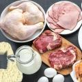 Hace dieta alta en proteínas ayuda que en el músculo de ganancia?
