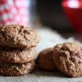 Receta de galletas de jengibre (paleo, sin gluten)