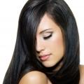 Paquetes Cabello / máscaras para hacer el pelo negro y brillante