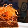 Saludable-ish pastel de zanahoria