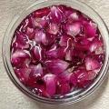 Piel agua de rosas casera y tónico facial