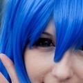 Cómo conseguir maquillaje Anime ojo derecho?