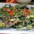 Nachos chips Kale