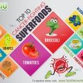 Top 10 súper alimentos que combaten el cáncer