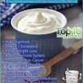 Top 10 beneficios para la salud de yogur