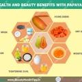 Lo más beneficios para la salud y belleza con fruta de la papaya