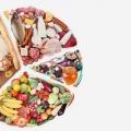 ¿Qué hace que una dieta saludable para madres que amamantan?