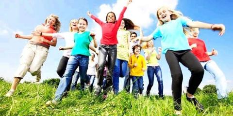 10 maneras de moda para los niños a bajar de peso rápido